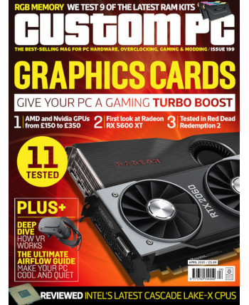 Custom PC Issue 199
