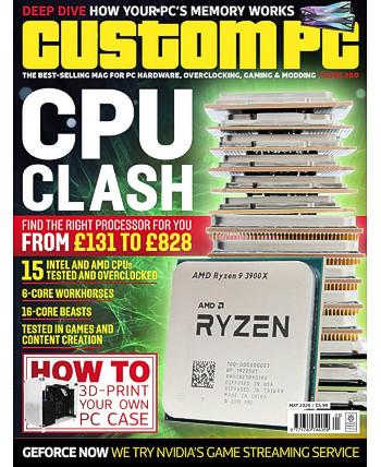 Custom PC Issue 200
