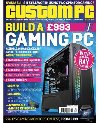Custom PC Issue 201