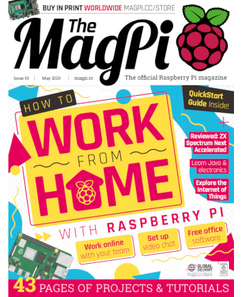 The MagPi Issue 93