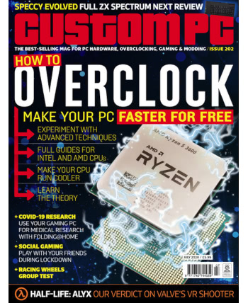 Custom PC Issue 202