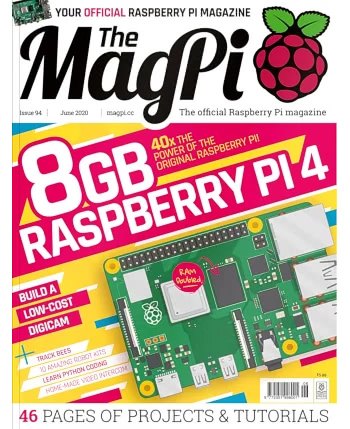 The MagPi Issue 94