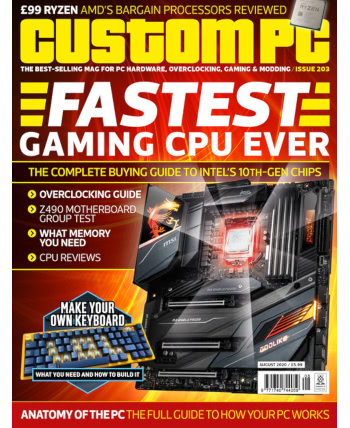 Custom PC Issue 203