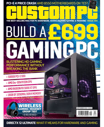 Custom PC Issue 204