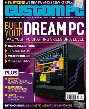 Custom PC Issue 205