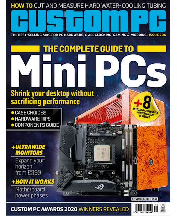 Custom PC, Issue 206