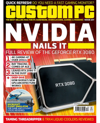 Custom PC Issue 207