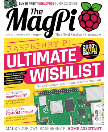 The MagPi Issue 99