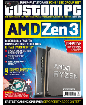 Custom PC Issue 208