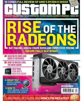 Custom PC Issue 209