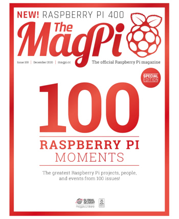 The MagPi Issue 100