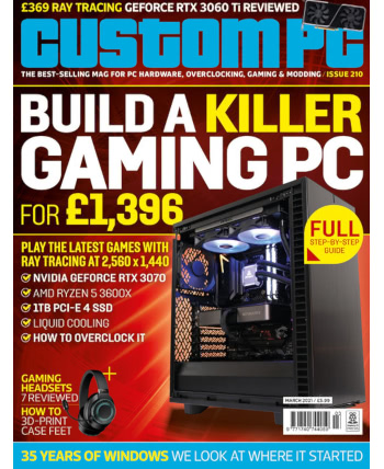 Custom PC Issue 210