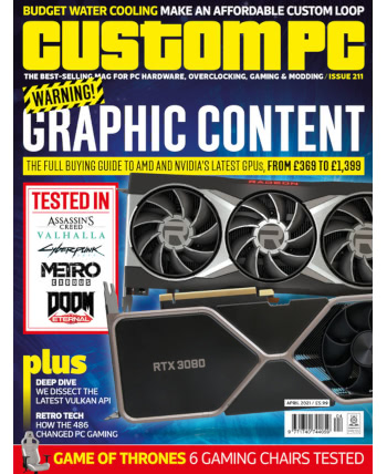 Custom PC Issue 211