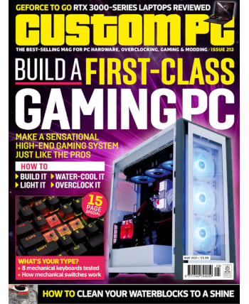 Custom PC Issue 212