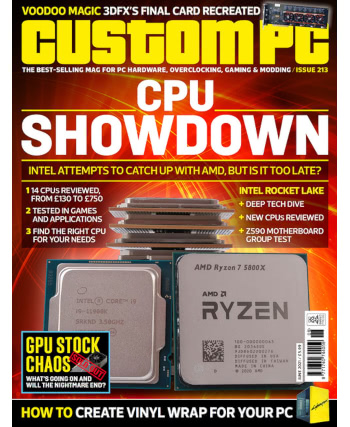 Custom PC Issue 213