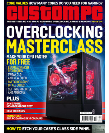 Custom PC Issue 214