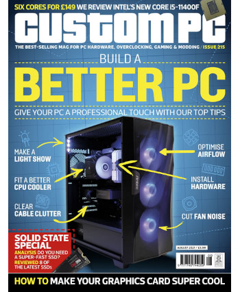 Custom PC Issue 215