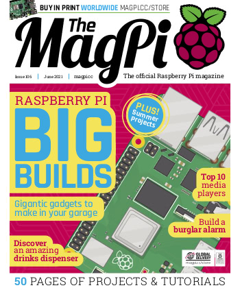 The MagPi Issue 106