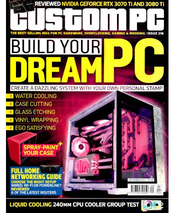 Custom PC Issue 216