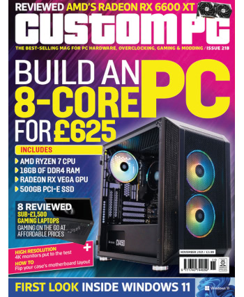 Custom PC Issue 218