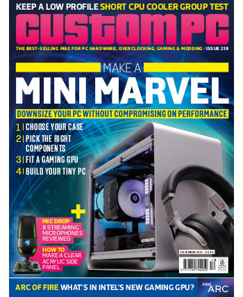 Custom PC Issue 219